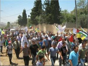 Kafr Kaddum-Manifestation-1