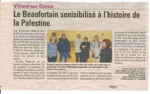 Notre Histoire - La Savoie