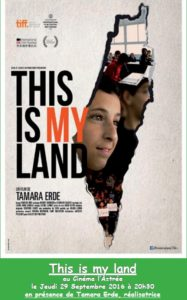 affiche-this-is-my-land
